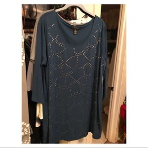 Style & Co. Long Tunic. Wear with Leggings.